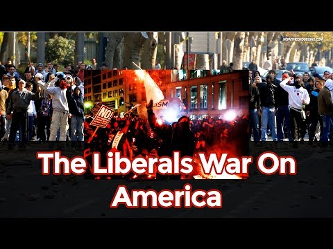 The Unbelievable Violence Of Democrats And The Progressive Left In America