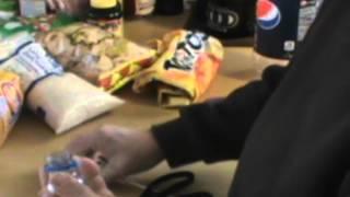 Bottle Cap Idea For Bags Retain Freshness Or Spill