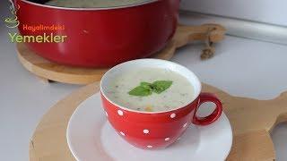 Ayran Aşı Çorbası - Yayla Çorbası-Gırar Tarifi/ Hayalimdeki Yemekler