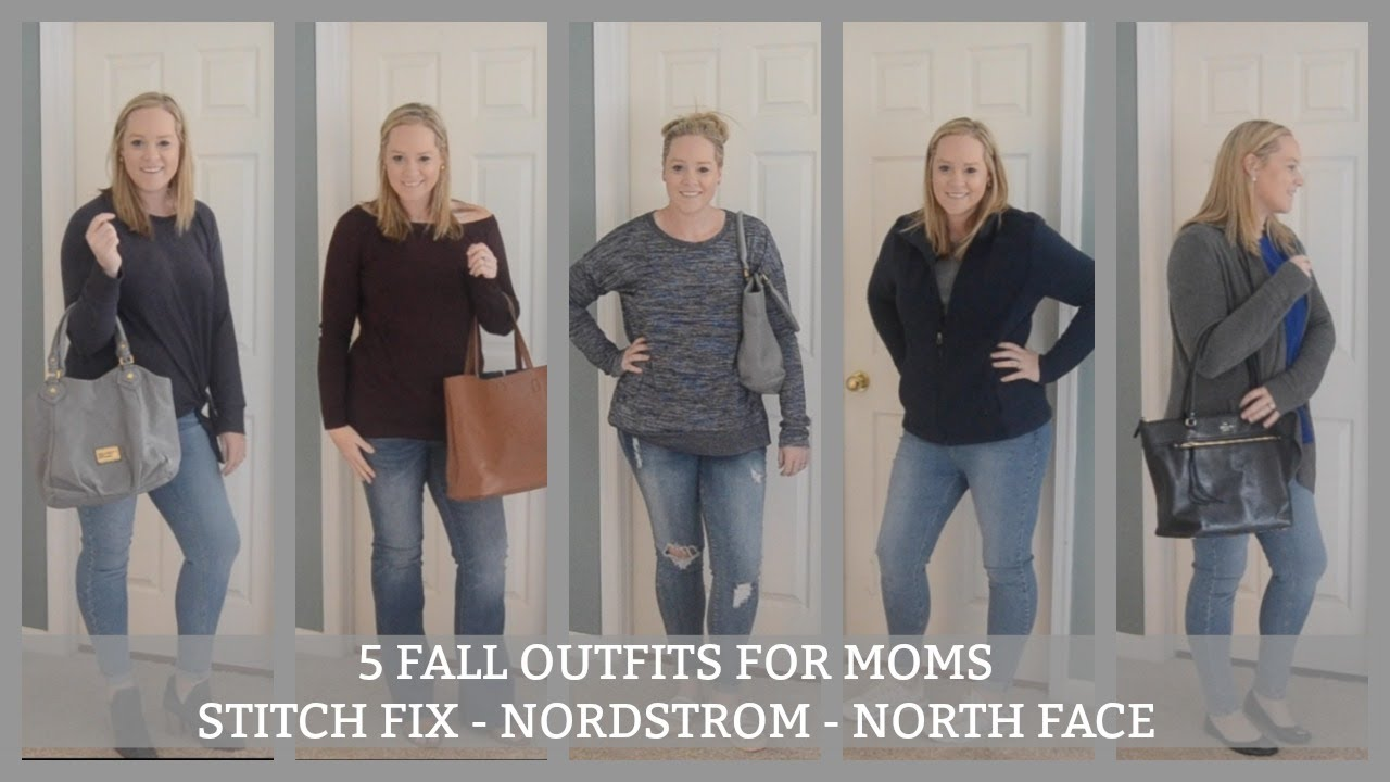 [VIDEO] - 5 FALL OUTFIT IDEAS FOR MOMS 7