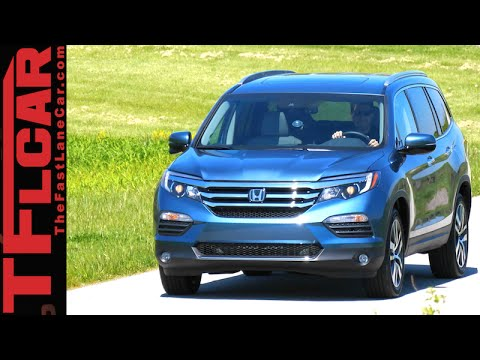 2016 Honda Pilot: Mostly Everything You Ever Wanted to Know