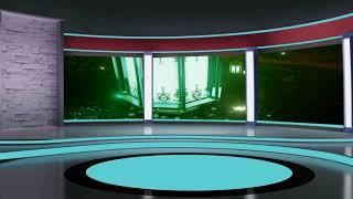studio virtual background screen islamic tv