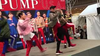 DA PUMP U.S.A. なんばパークス リリイベ2部 2018.06.30