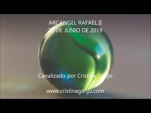 Canalización Arcangel Rafael II