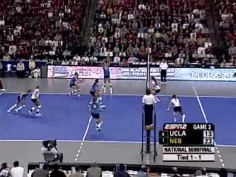 Nebraska vs. UCLA - 2006 NCAA Women
