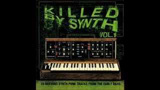KILLED BY SYNTH (Vol.1) - CARDBOARDS - ELECTRICAL GENERATOR - Pittsburg [1981]