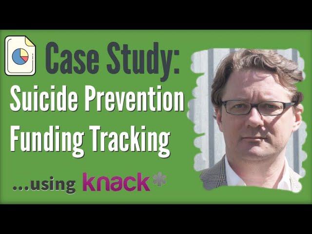 Knack App Case Study: Funding Tracking