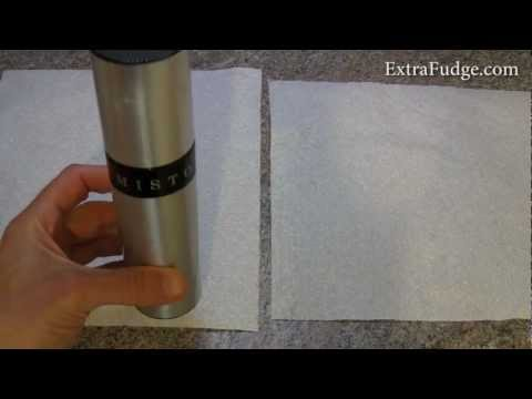 Misto Olive Oil Sprayer Review