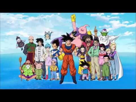 Dragon Ball Super Abertura BR - Karaokê
