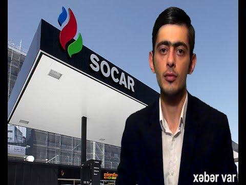 """Xəbər Var: """" """"Socar"""" benzinin qiymətini hansı zərurətdən qaldırdı?"""" (19.07.2017)"""