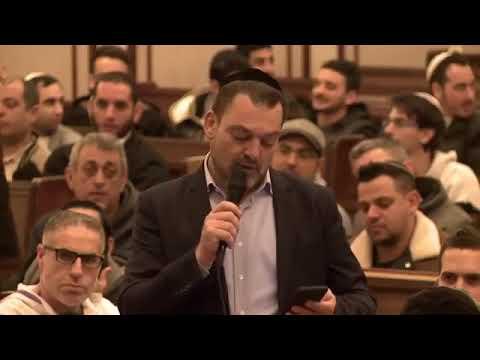 """הרב זמיר כהן שליט""""א איך הגיב הרב למתחזק שאמר: """"אני באורות"""""""