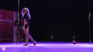 35 Пилон, Профессионалы, соло (1 место) - Томашова Наталья