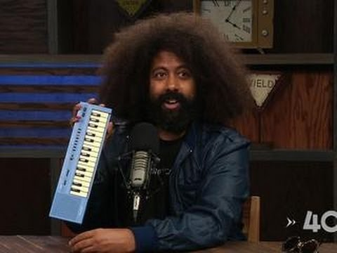 The 404 - Ep. 1489: Where we get lost in the options with Reggie Watts