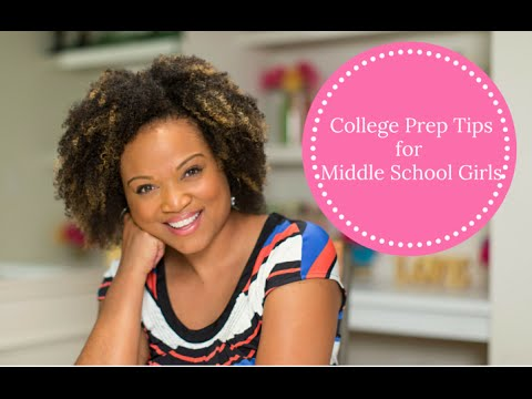 College Prep Tips for Middle School Teens