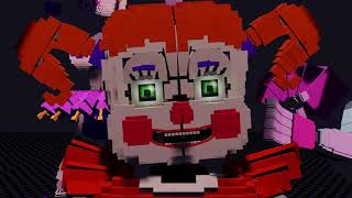 MCPE Add on Five Nights at Freddys SISTER LOCATION Trailer