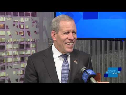 Rep. Candidate For PA Governor Paul Mango - SSPTV News
