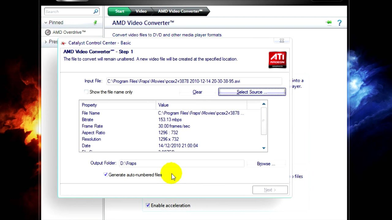 Download Drivers: ATI Catalyst Video