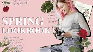 90s VIBES SPRING LOOKBOOK: Весна, луки, настроение