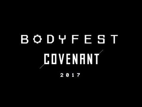 Covenant Live Bodyfest - Stockholm, 6 October, 2017 - full show