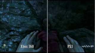 Far Cry 3 Сравнение графики Xbox 360 - PS3 - PC