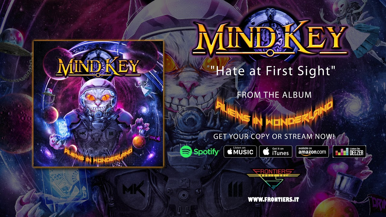 "Mind Key — ""Hate at First Sight"" (Official Audio)"