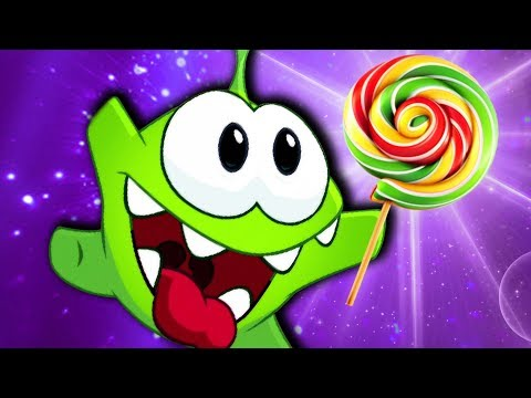 Om Nom Stories: CANDY SONG Funny Cartoon Animal Best Compilation For Kids by HooplaKidz Toons
