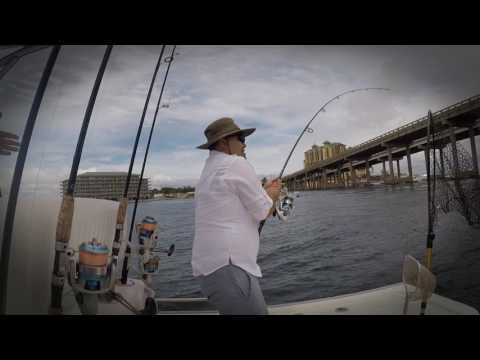 Redfish Fishing In Destin, Florida - Emerald Coast Bay Charters