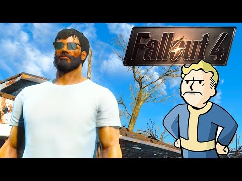 Fallout 4 - Random Moments (Stupid Dogmeat, Funny Cutscene Fails)