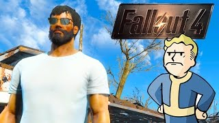 Fallout 4 - Random Moments (Stupid Dogmeat, Funny Cutscene Fails)