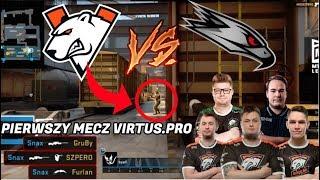 PIERWSZY MECZ VIRTUS.PRO | VIRTUS.PRO vs AGO ESPORTS !!! | DERBY POLSKI !!! *niesamowity mecz*