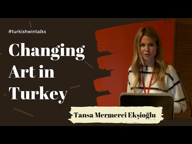 Tansa Mermerci Ekşioğlu | Changing Art in Turkey