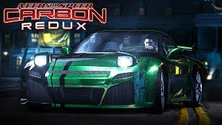 NFS Carbon REDUX | Kenji Boss Race and Canyon Duel [1440p60]