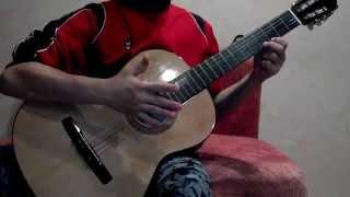 Видеоурок игры на гитаре Пачка сигарет