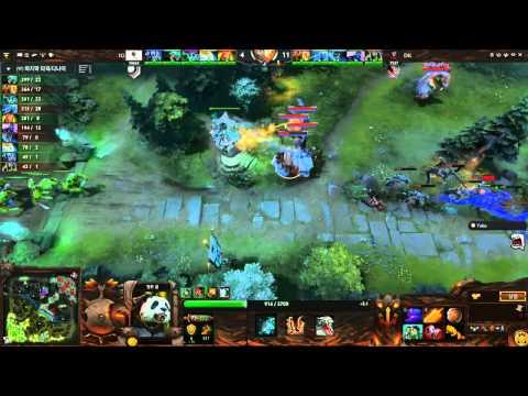 DK vs iG UB Round 1D 2 of 3   Korean Commentary