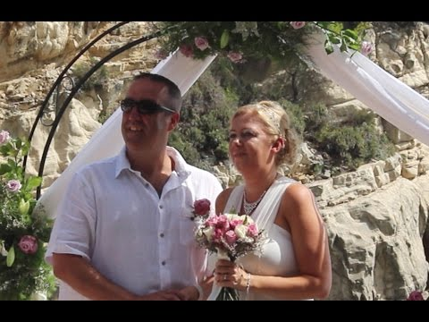 Gilly & Matts Wedding at Cameo Island, Zakynthos