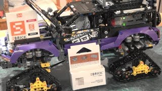 Lego Technic Extreme Adventure with S-Brick and Lego Lipo