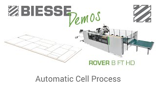 Rover B FT HD - Automatic Cell Process