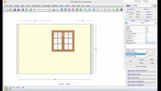 windows and doorways in kcd software how to place