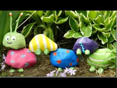 DIY garden crafts projects ideas YouTube