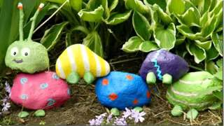 Diy Garden Crafts Projects Ideas