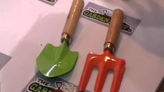 Children's Garden Hand Tools Set