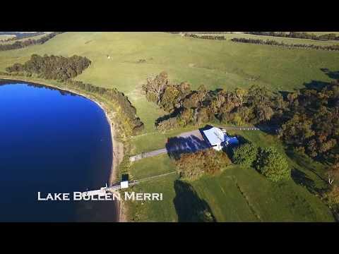 Aerial footage taken around Corangamite Shire