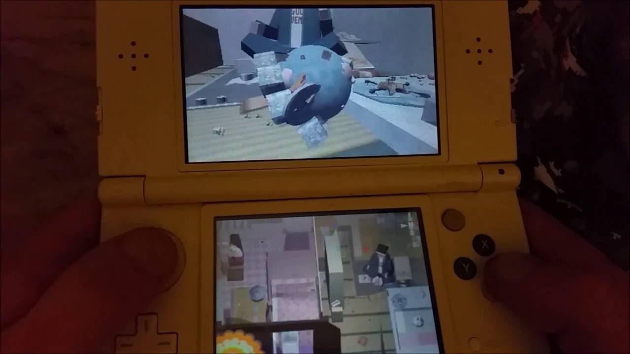 Katamari On Nintendo 3DS Unity(New level PSP Me and My Katamari)/ 塊魂 3DS