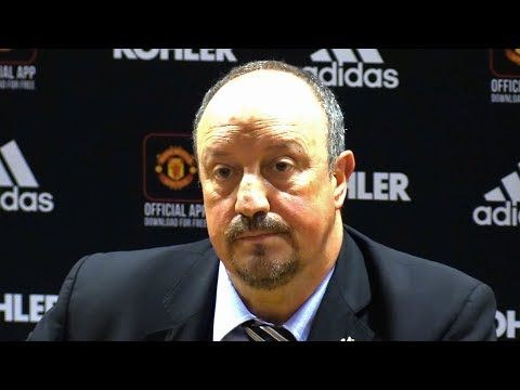 Manchester United 3-2 Newcastle - Rafa Benitez  Full Post Match Press Conference - Premier League