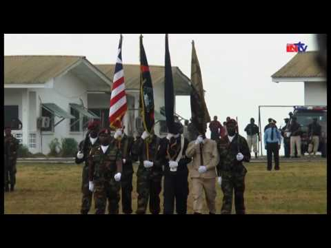 THE ARM FORCES OF LIBERIA 60TH ANNIVERSARY CELEBRATION  SATURDAY, FEBRUARY 11, 2017