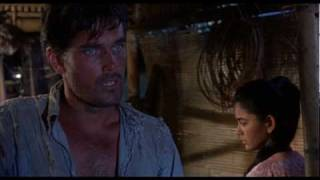 "Jeffrey Hunter & Barbara Perez - Farewell scene from ""No Man Is an Island"" (1962)"