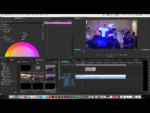 Premiere Pro Color Correction Tutorial with Fast Color Corrector   Adobe Premiere Pro CC 2015