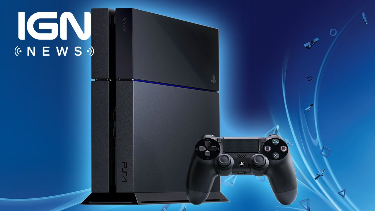 Playstation 4 Release Date : Tb playstation release date announced ign news youtube