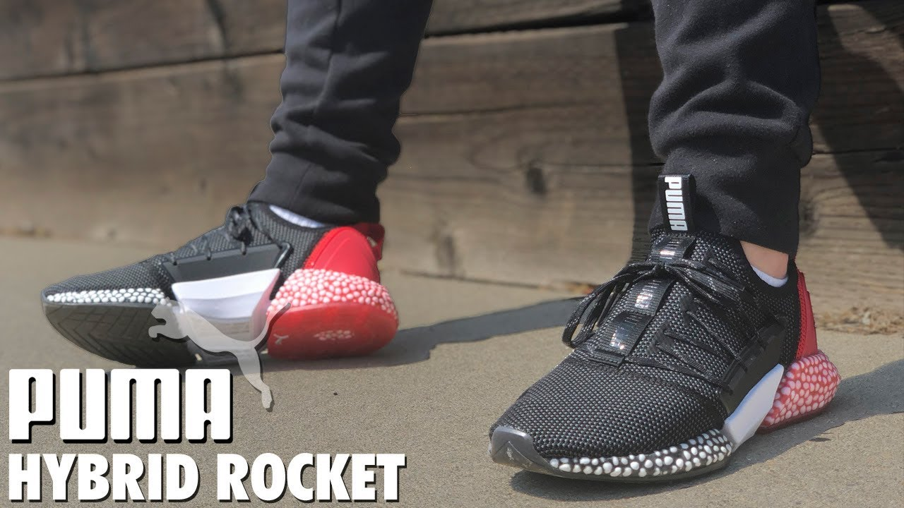 PUMA HYBRID ROCKET REVIEW - YouTube 04ac0ebb8
