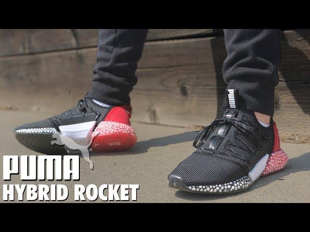 puma hybrid rockets